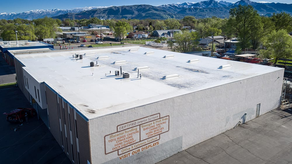 Certified Handling Systems Warehouse Pioneer Roofing